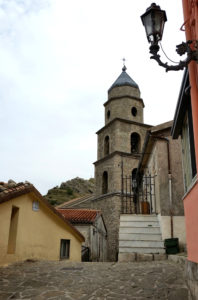 Centro storico San Fele