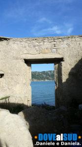 Diga di Senise Basilicata