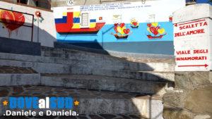 Dipinti nel centro storico
