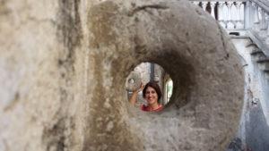 Foto nel centro storico di Senise