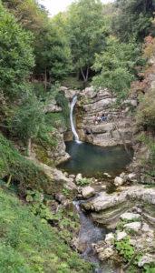 Immagine cascata di San Fele