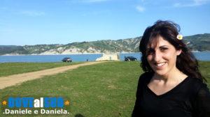 Lago di Monte Cotugno a Senise