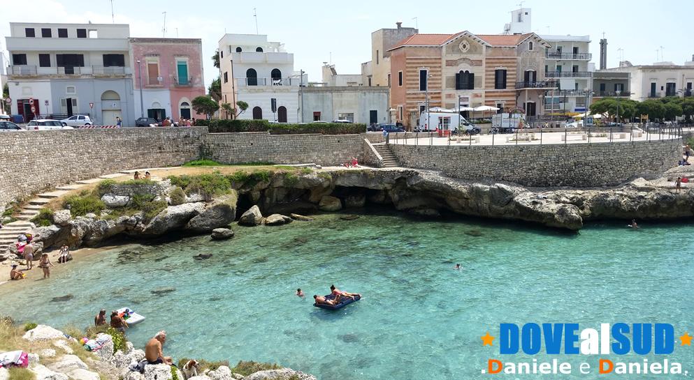 Santa Maria A Bagno.Santa Maria Al Bagno Spiaggia In Puglia Dovealsud