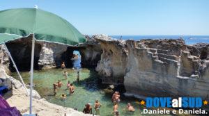Marina Serra di Tricase piscina naturale