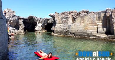 Piscina naturale di Marina Serra