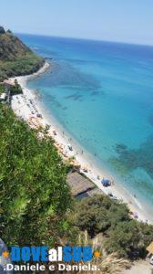 Torre Marino spiagge libere e attrezzate