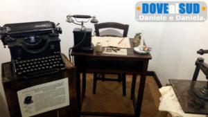 Vecchio ufficio famiglia Amarelli