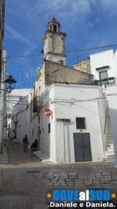 Centro storico Laterza case bianche