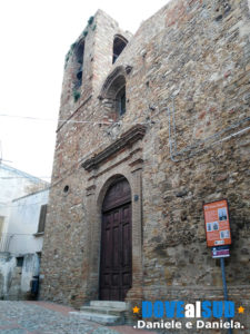 Chiesa Madre centro storico Salandra