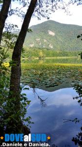 Esplorazione Laghi di Monticchio