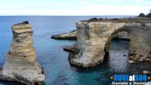 Faraglioni di Torre Sant'Andrea (Puglia)