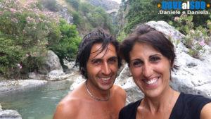 Foto torrente Raganello Ponte del Diavolo