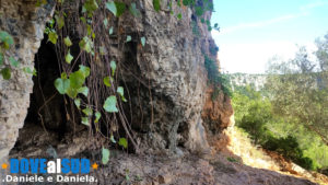 Grotte rocciose