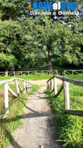 Percorsi e area picnic dei laghi