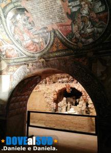 Presepe nella cripta Rabatana Tursi