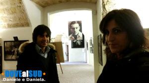 Sale museo Rodolfo Valentino