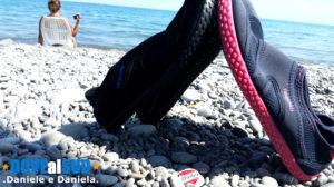 Scarpe da scoglio per Trebisacce Calabria
