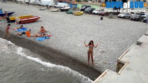 Spiaggia di Trebisacce Pontile