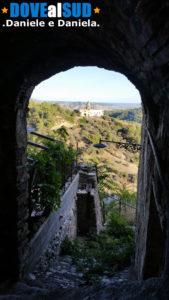 Vista Convento di San Francesco Tursi