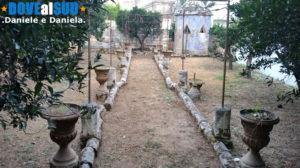 Cortili e giardini centro storico di Presicce