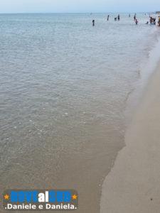 Mare e spiaggia Marina di Pisticci