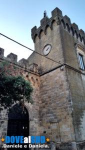 Orologio Castello Arditi Presicce