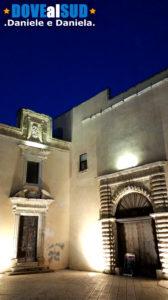 Palazzo Ducale Presicce, Piazza del Popolo