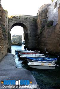 Porticciolo Santa Cesarea Terme in Puglia