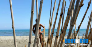 Spiaggia libera e selvaggia Scanzano Jonico