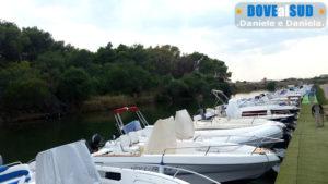 Barche Porto Canale Marina di Ginosa