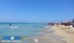 Lido Marini spiaggia e mare