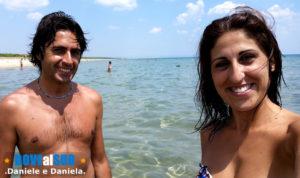 Marina di Ginosa mare in Puglia