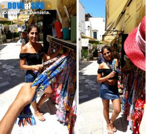 Negozi centro storico di Otranto