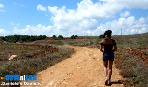 Percorso per arrivare alla Cava di Bauxite Otranto