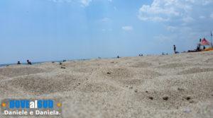Sabbia spiaggia Marina di Ginosa