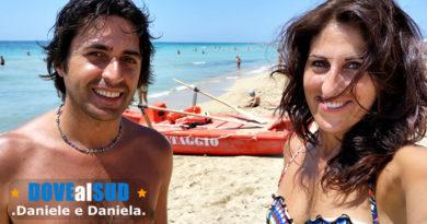 Spiaggia di Lido Marini (Salento, Puglia)
