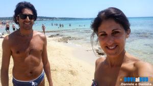 Spiaggia di Pescoluse Marina di Salve (Salento)