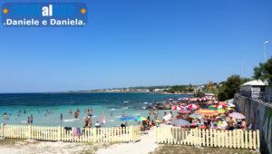 Spiaggia di Torre Vado (Lecce, Salento)