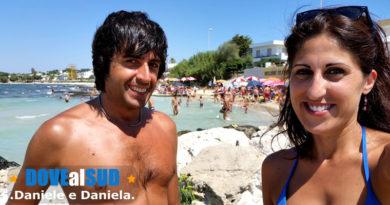 Spiaggia di Torre Vado (Salento, Puglia)
