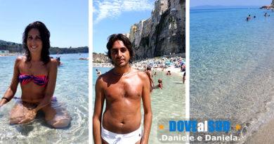 Spiaggia di Tropea Calabria