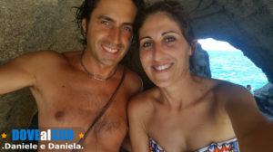 Spiaggia di Tropea, grotte da esplorare