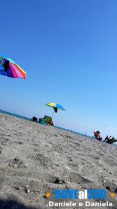 Spiaggia libera di Policoro mare