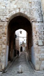 Arco Porta delle Gabelle Conversano