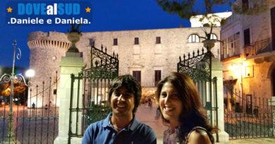 Centro storico di Conversano (Puglia)