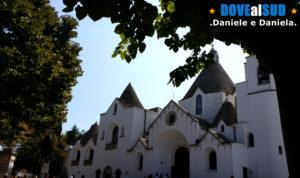Chiesa Sant'Antonio a forma di trullo