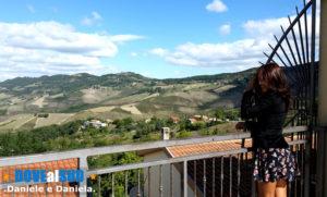 Foto belvedere panoramico Ruvo del Monte