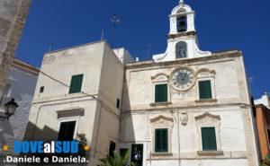 Palazzo Torre dell'Orologio Polignano a Mare