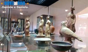 Percorso Museo Archeologico Nazionale di Metaponto