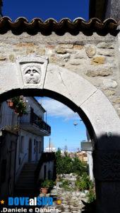 Rapone centro storico del vulture in Basilicata