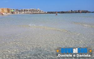 Spiaggia di Punta Penna Grossa Carovigno